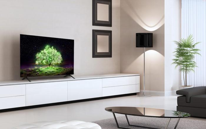 LG A1 OLED TV (Image: Disclosure/LG)