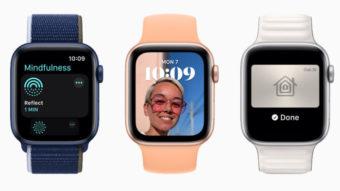 watchOS 8 leva novos exercícios e app contra estresse ao Apple Watch