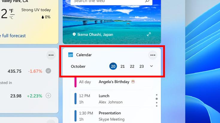 Imagem oficial do Windows 11 menciona data 20 de outubro (Imagem: Divulgação / Microsoft)