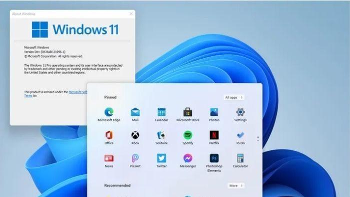 Windows 11 tem truque que permite voltar ao menu Iniciar antigo