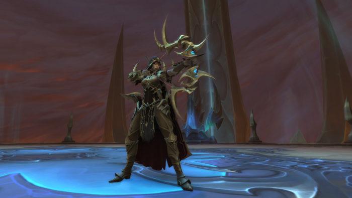 Sylvana será chefe na raide Sacrário da Dominação no patch 9.1 de WoW Shadowlands (Imagem: Divulgação/Blizzard)