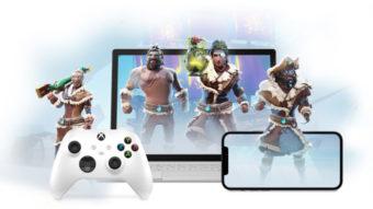 Xbox Cloud Gaming chega ao PC, iPhone e iPad via navegador web