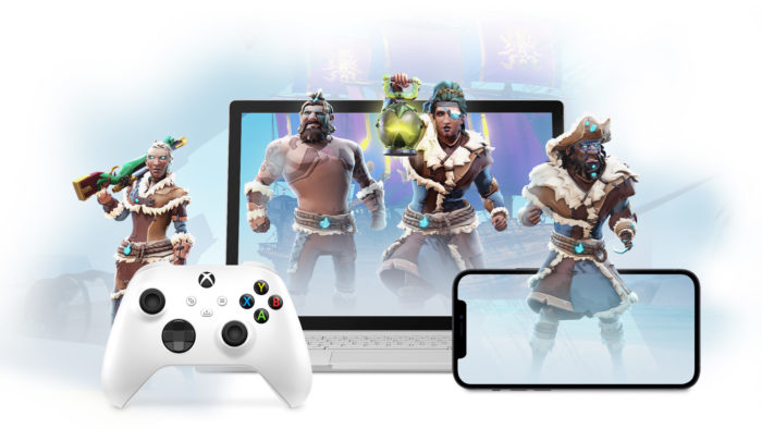 Xbox Cloud Gaming (Imagem: Divulgação/Microsoft)
