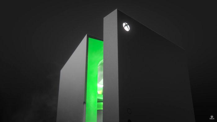 O Freezer Xbox na E3 2021 (Imagem: Reprodução)