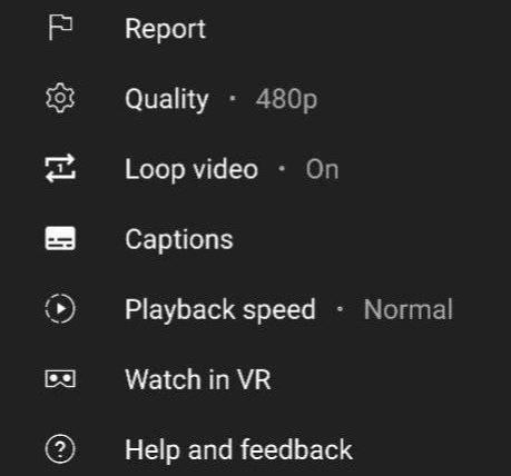 YouTube testa opção para repetir vídeos no app para Android (Imagem: Reprodução/DroidMaze)
