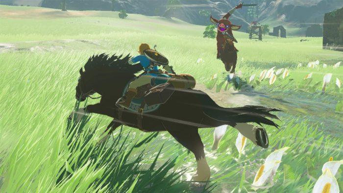 The Legend of Zelda: Breath of the Wild (Imagem: Divulgação/Nintendo)
