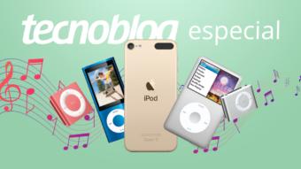 20 anos de iPod: como ele mudou a Apple e a música