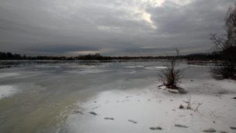 """Mineração de bitcoin transforma lago glacial de NY em """"banheira quente"""""""