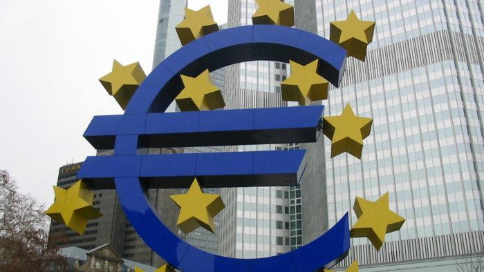 Sede do Banco Central Europeu em Frankfurt (Imagem: RNW.org/ Flickr)