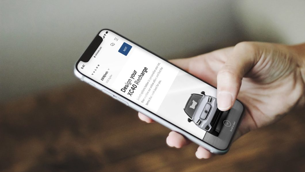 Volvo works with car subscription plans (Image: Press Release/Volvo)