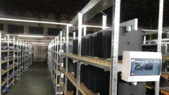 Fazenda de criptomoedas é descoberta com milhares de PS4 Pro