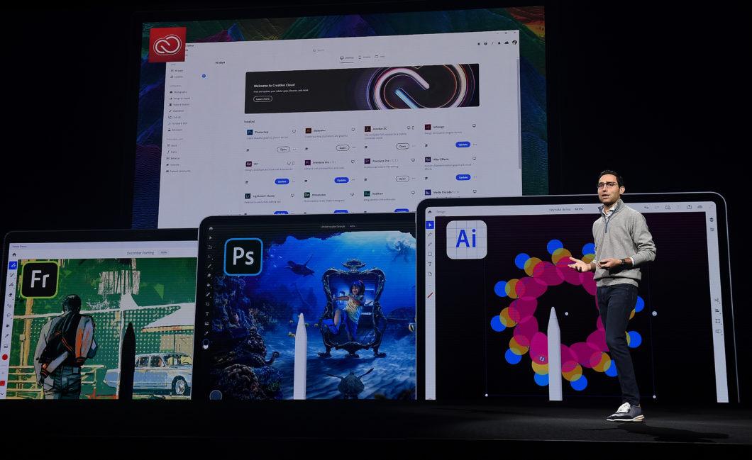Scott Belsky, Adobe Product Director (Image: Press Release/Adobe)