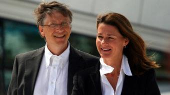 Divórcio de Bill e Melinda preocupa funcionários da Fundação Gates