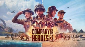 Company of Heroes 3 – Testamos a prévia do RTS que continua desafiador