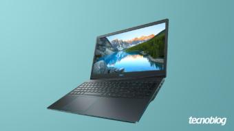 Dell G3 3500 (GTX 1650 Ti): notebook gamer de entrada de cabeça quente