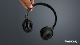 Fone Bluetooth JBL Tune 510BT: um headphone honesto