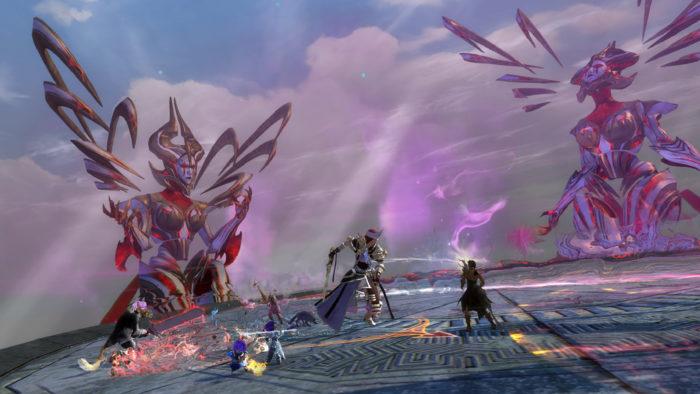 Guild Wars 2 é um MMORPG grátis (Imagem: Reprodução/Steam)