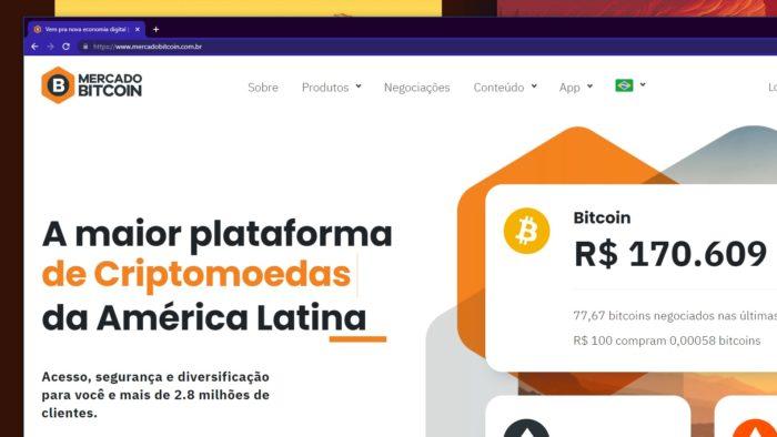 Corretora de criptomoedas Mercado Bitcoin se torna primeiro unicórnio do setor na América Latina (Imagem: Reprodução)