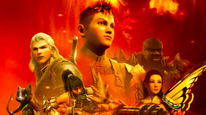 Monster Hunter: Legends of the Guild chega em agosto (Imagem: Divulgação/Netflix)
