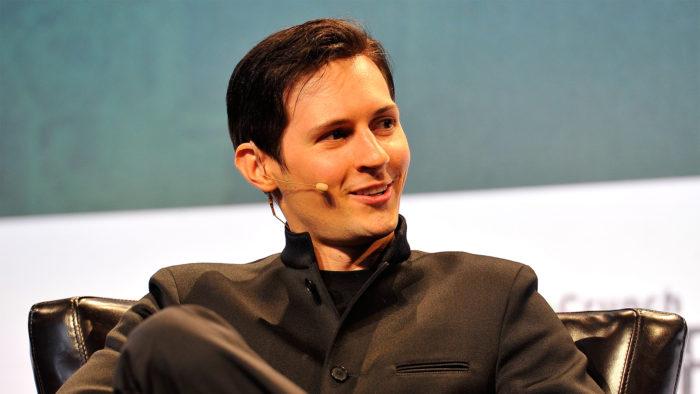 Pavel Durov criticou Apple e Google por hack do Pegasus (Imagem: TechCrunch/Flickr)