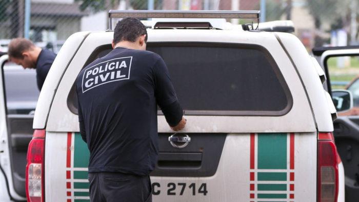 Policiais de nove estados participaram da Operação 404 (Imagem: Marcelo Camargo/ Agência Brasil)