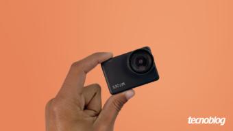 Câmera de ação SJCAM SJ10X: para registrar o quê?
