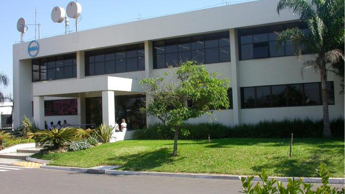 Sede da Dell em El Dorado do Sul, no Rio Grande do Sul (Imagem: FIESP/ Divulgação)