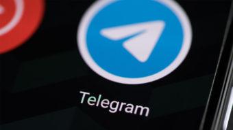 O que acontece se você excluir a sua conta do Telegram?