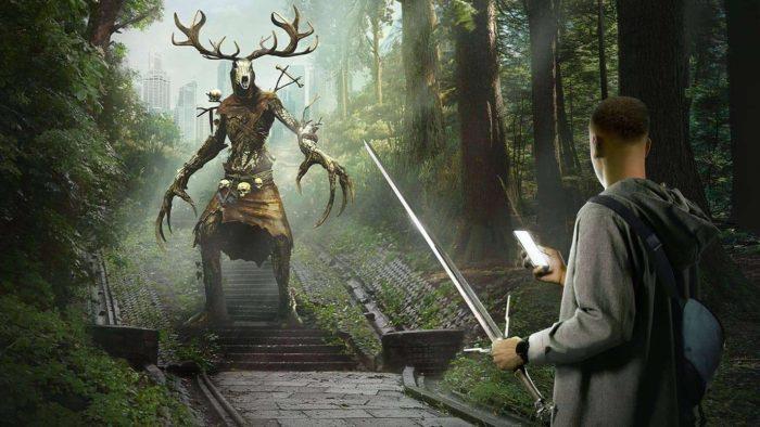 The Witcher: Monster Slayer (Imagem: Divulgação/Spokko)