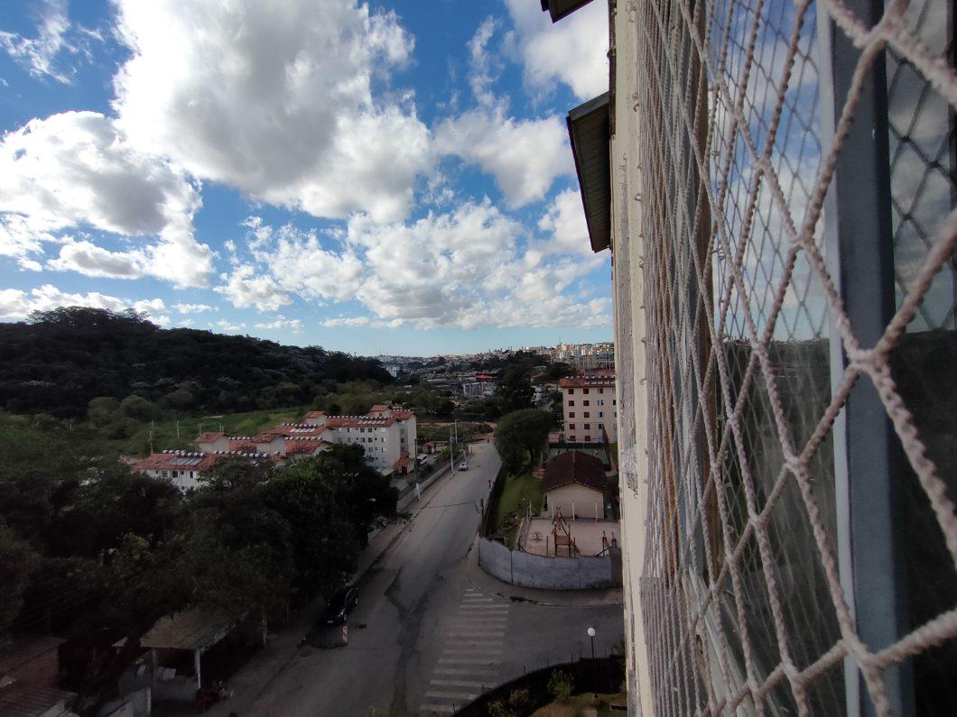 Photo taken with the Realme 8 Pro's ultrawide camera (Image: Darlan Helder/Tecnoblog)