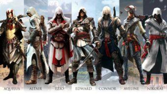 """Assassin's Creed Infinity será novo jogo da série e em formato """"vivo"""""""