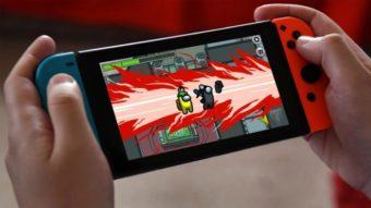 Among Us fica de graça por uma semana no Nintendo Switch