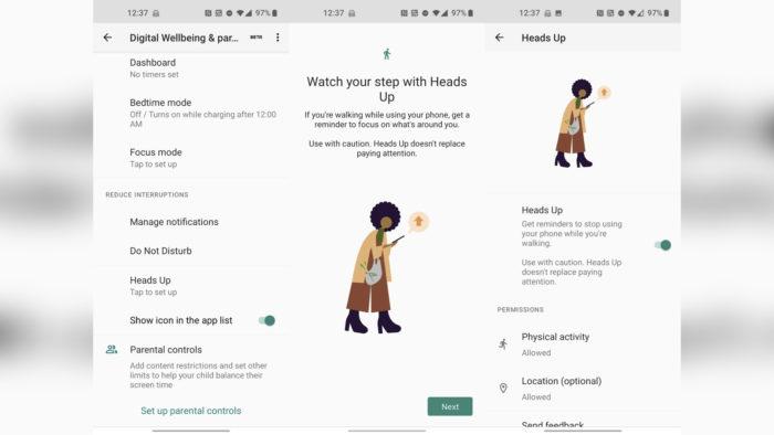 Heads Up para <a href='https://meuspy.com/tag/Espione-celulares'>celulares</a> Android (Imagem: Reprodução/XDA-Developers)