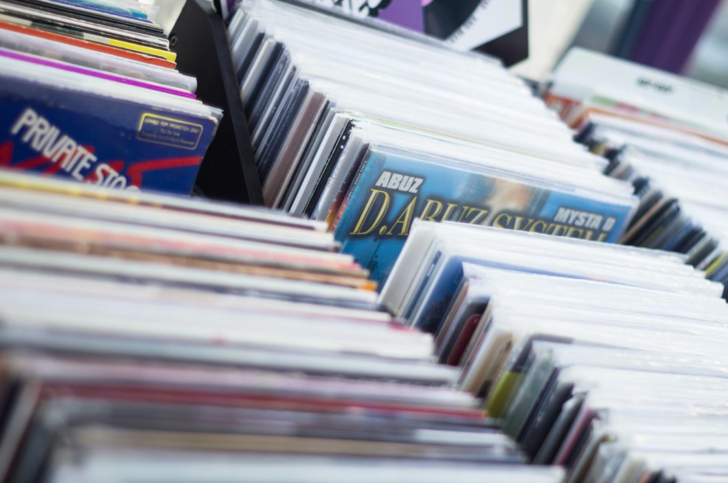 The iTunes Store has lessened the need for CDs (Image: Antoine Julien/Unsplash)