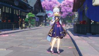 Genshin Impact 2.0 terá cidade inspirada no Japão e novas personagens