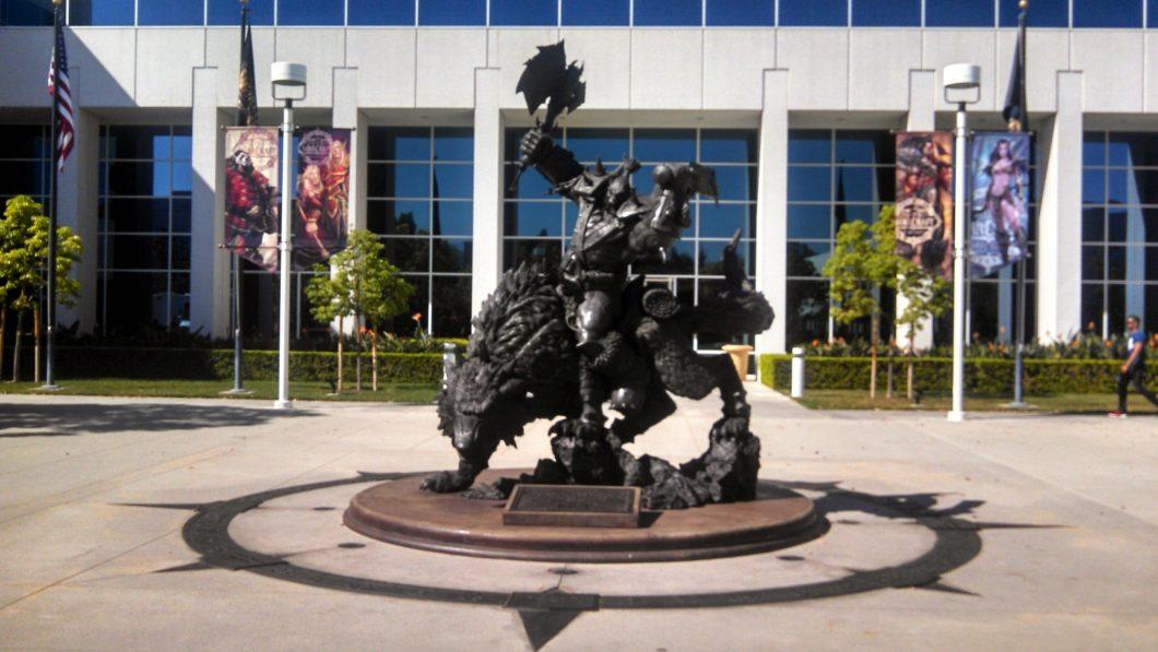 Frente da Blizzard deve ser tomada por funcionários nesta quarta-feira (Imagem: Reprodução/Forbes)