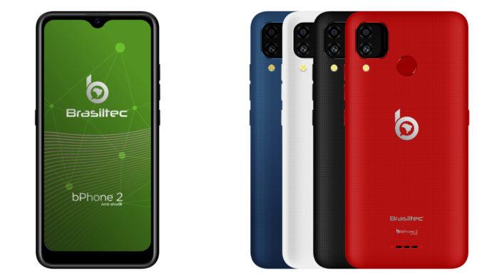 bPhone 2 (Imagem: Divulgação/Brasiltec)