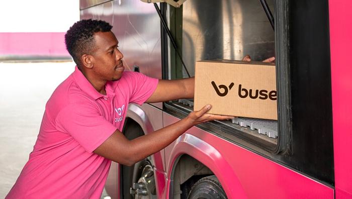 Buser Encomendas (imagem: divulgação/Buser)