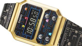 Casio vai lançar relógio de pulso de Pac-Man em parceria com Bandai Namco