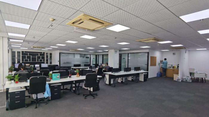 Escritório da Intelbras na China tem dois laboratórios