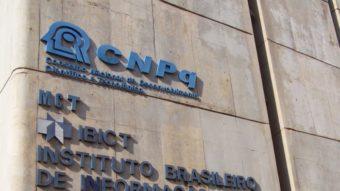 CNPq adia restabelecimento de sistemas e não dá novo prazo