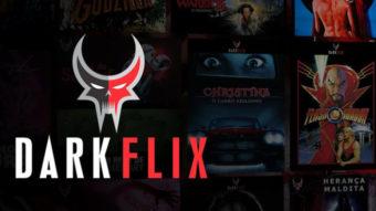 O que tem no catálogo da Darkflix?