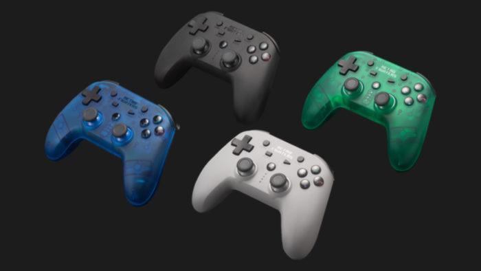 Defender virá nas cores branca, preta, azul e verde (Imagem: Divulgação/Retro Fighters)