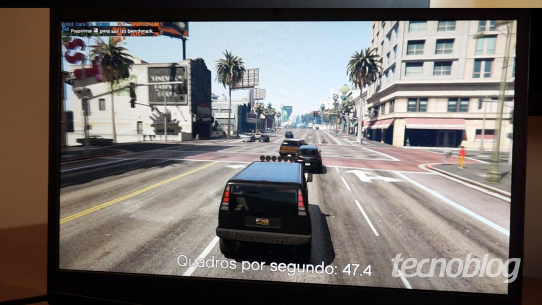 GTA 5 (Image: André Fogaça/Tecnoblog)