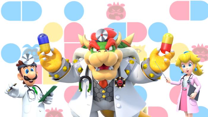 Dr. Mario World sairá do ar sem chegar ao Brasil (Imagem: Divulgação/Nintendo)