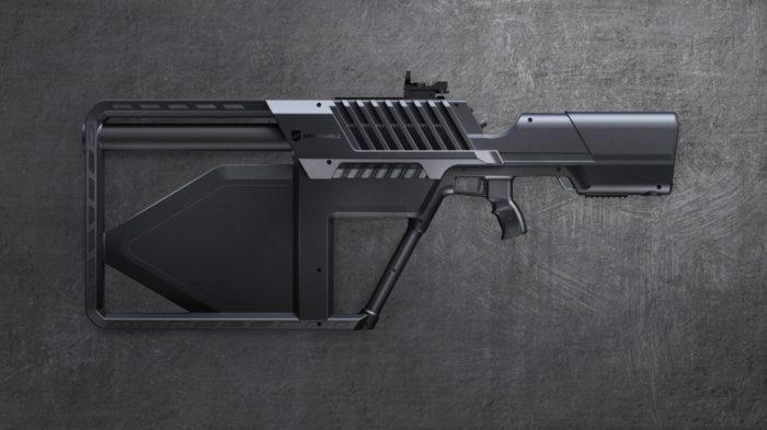 DroneGun Tactical (imagem: divulgação/DroneShield)
