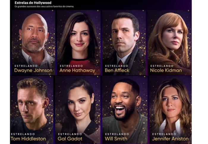 Seus artistas favoritos no serviço (Imagem: Reprodução/HBO Max)