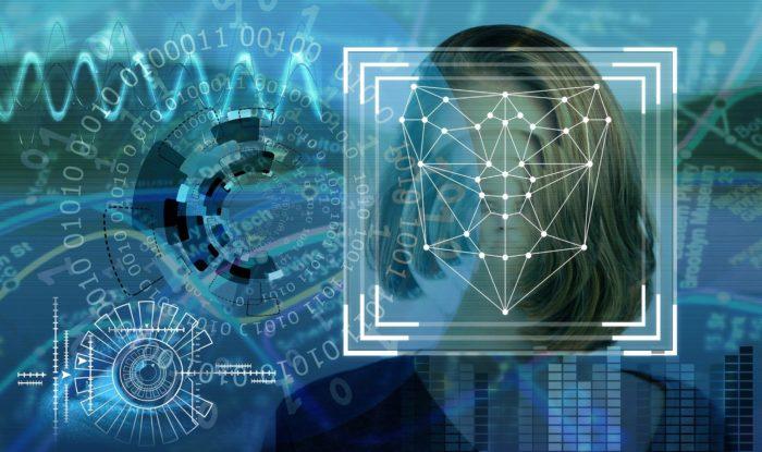 Representação de reconhecimento facial (Imagem: Gerd Altmann/Pixabay)