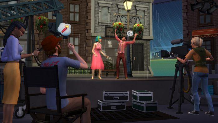 Rumo a Fama The Sims 4