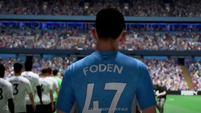 FIFA 22 terá HyperMotion como principal novidade (Imagem: Divulgação/EA)